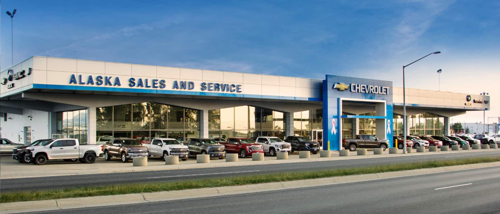 Alaska Sales & Service - Anchorage Chevrolet Cadillac Buick GMC